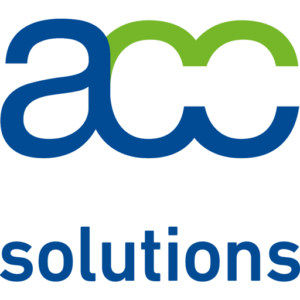 Logo acc solutions AG